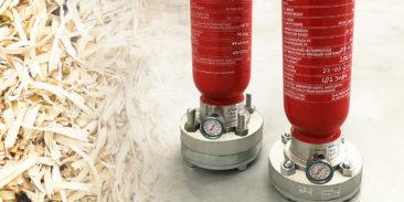 Dostawa systemów przeciwwybuchowych typu HRD do zabezpieczenia instalacji formowania płyt wiórowych