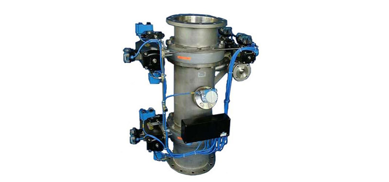 Ciśnieniowa śluza komorowa z certyfikatem ATEX