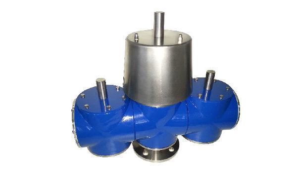 Nadciśnieniowo-podciśnieniowy zawór oddechowy – wersja modułowa