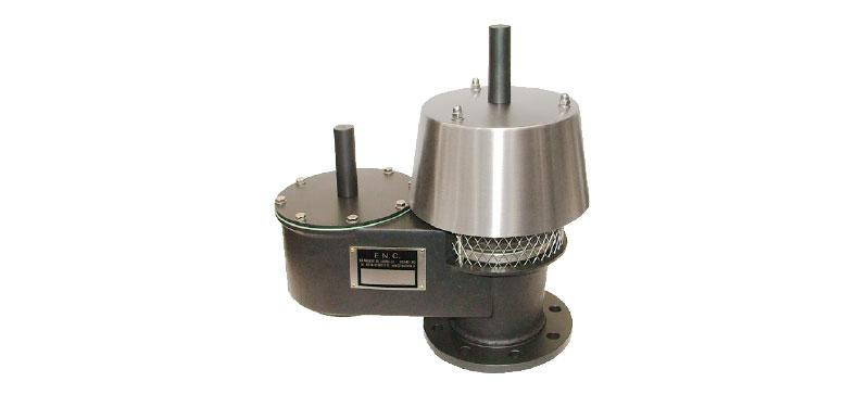 Nadciśnieniowo-podciśnieniowy zawór oddechowy – wersja standardowa