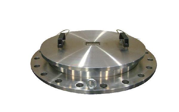 Nadciśnieniowy zawór upustowy (klapa zrzutowa) stosowany dla przypadku FIRE-CASE