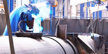 Audyt instalacji wentylacyjnych i odciągowych dla zakładu produkującego konstrukcje stalowe