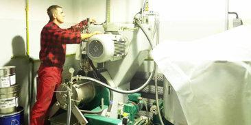 NOVOL wprowadza nowe wyroby bazowe - GRUPA WOLFF dostarcza młyny do ich produkcji