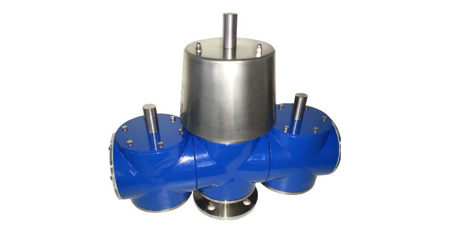 Fot. 7. Nadciśnieniowo-podciśnieniowy zawór oddechowy – wersja modułowa