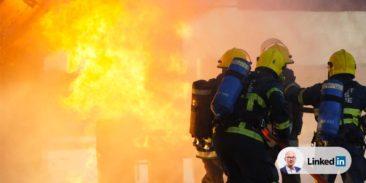 Wybuch pyłu drzewnego w zakładzie przemysłowym