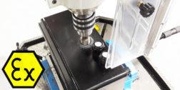 Rozszerzamy zakres produkcji o dodatkowe urządzenia elektryczne w wykonaniu przeciwwybuchowym