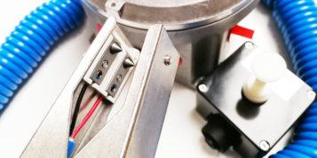 Wyposażenie 9-ciu stanowisk rozładowczych cystern na terenie nowego bloku energetycznego w systemy kontroli uziemienia