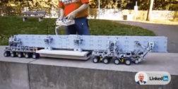 Dziś zabawa klockami Lego, wygląda nieco inaczej niż, to co ja pamiętam