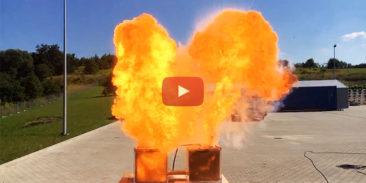 Dlaczego wybuch wtórny jest groźniejszy od pierwotnego?