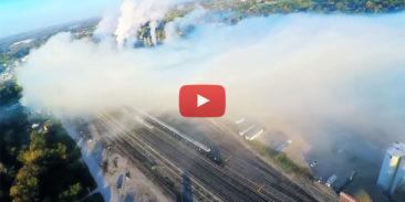 FILM – omyłkowe zmieszanie cieczy w fabryce doprowadziło do powstania gazu bojowego