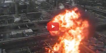 Wyciek-i-zapłon-izibutanu-w-rafinerii-ExxonMobil