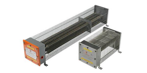 Grzejnik radiatorowy | ATEX - strefa gazowa | Typ FAW