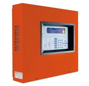 Bezprzewodowy system detekcji pożaru - centrala sterująca
