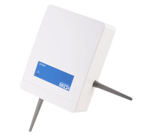 Bezprzewodowy system detekcji pożaru - wzmacniacz sygnału