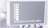 Kontroler liniowej czujki temperatury systemu detekcji pożaru - SCU800