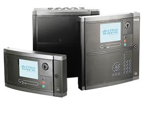 System sygnalizacji pożaru - centrala sterująca