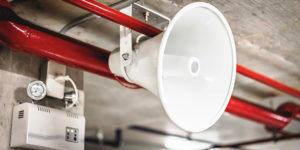 System sygnalizacji pożaru dla hal produkcyjnych oraz zaplecza socjalnego
