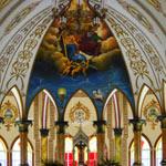 System sygnalizacji pożarowej dla kościołów