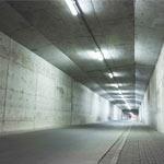 System sygnalizacji pożarowej dla tuneli