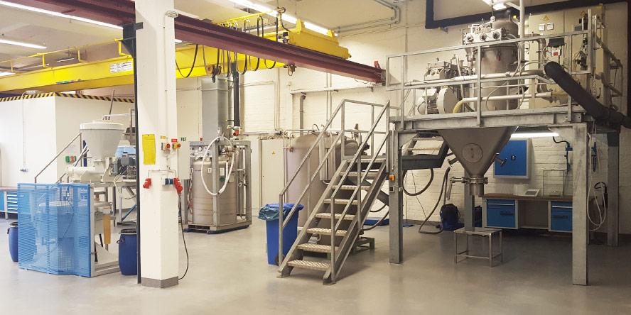 Technologie kriogeniczne - kriomielenie