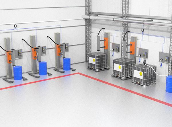 System kontroli uziemienia instalacji procesowych