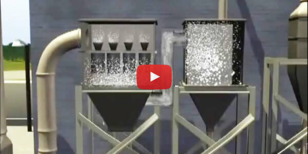 Wybuch pyłu aluminium