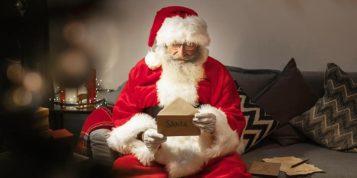 W tym roku Mikołaj o Tobie nie zapomniał i jako pierwszy napisał list do Ciebie!