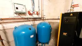 System gaszenia iskier dla branży tekstylnej